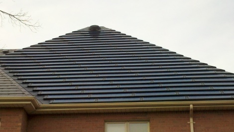 5.4kW Hip to Valley trapezoid application